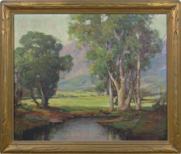 George Thompson Pritchard painting - 2