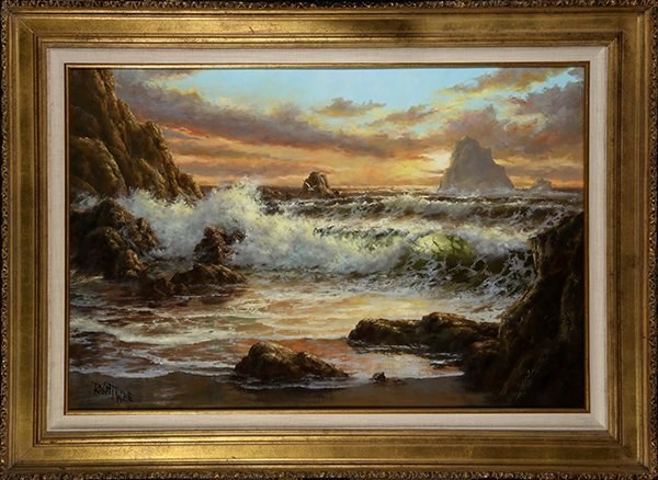 Robert Wee painting - 2