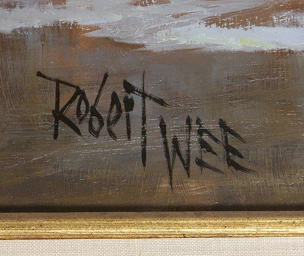 Robert Wee painting - 3