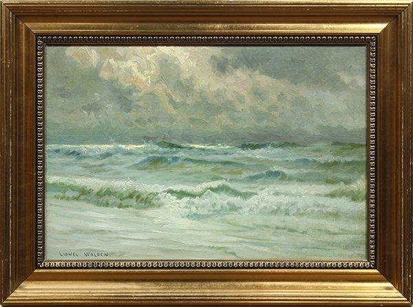 Lionel Walden painting - 2