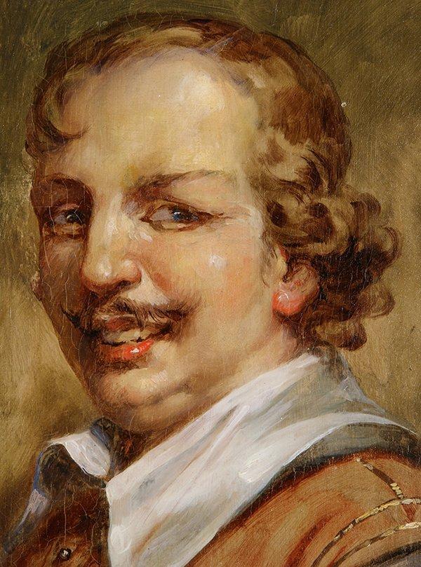 Ecole de Frans Hals painting - 3