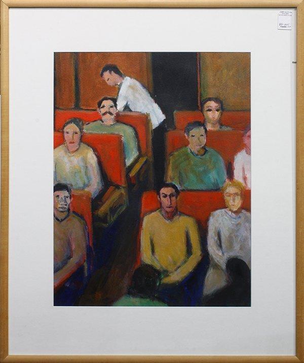 Alan Post, painting - 2