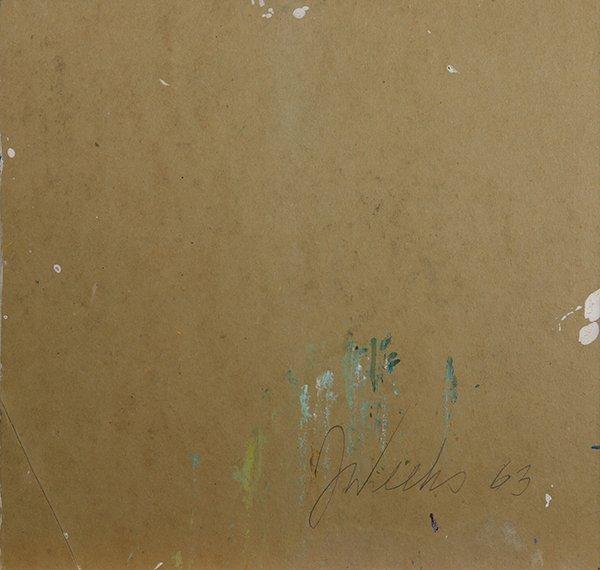 James Weeks, painting - 2