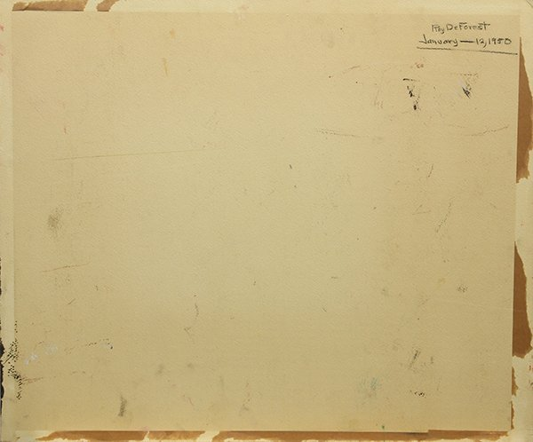 Roy De Forest, Painting - 2