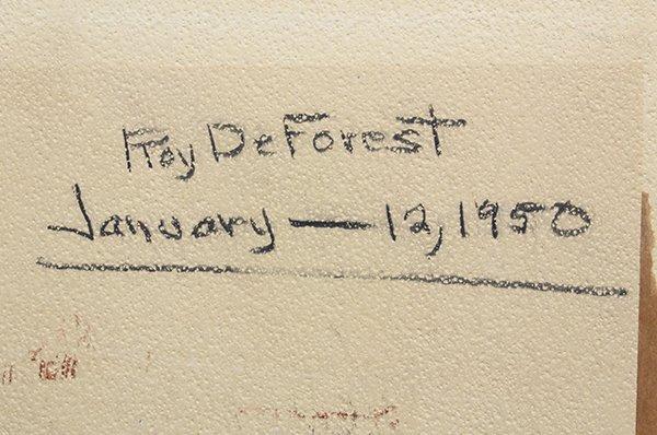 Roy De Forest, Painting - 3