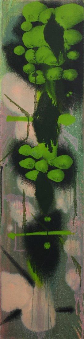 Joanne Greenbaum, painting