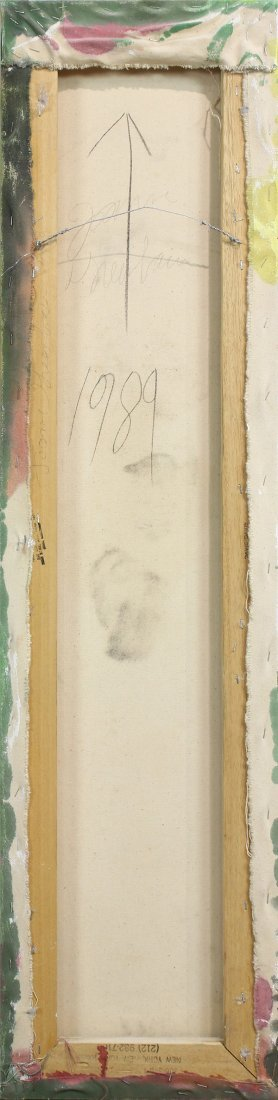 Joanne Greenbaum, painting - 2