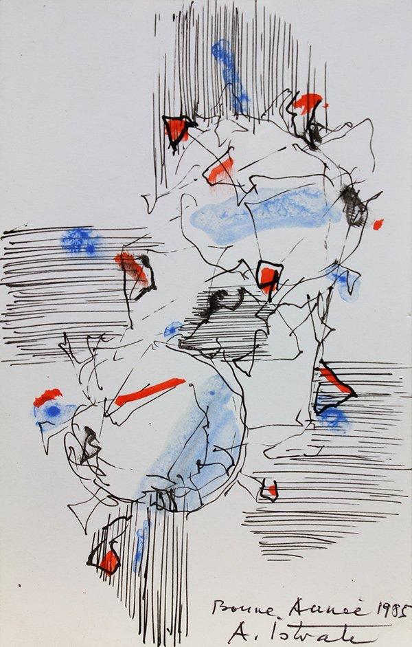 Alexandre Istrati, Mixed Medias - 10