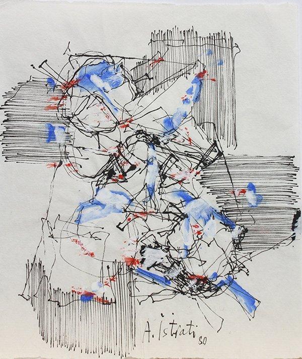 Alexandre Istrati, Mixed Medias - 3