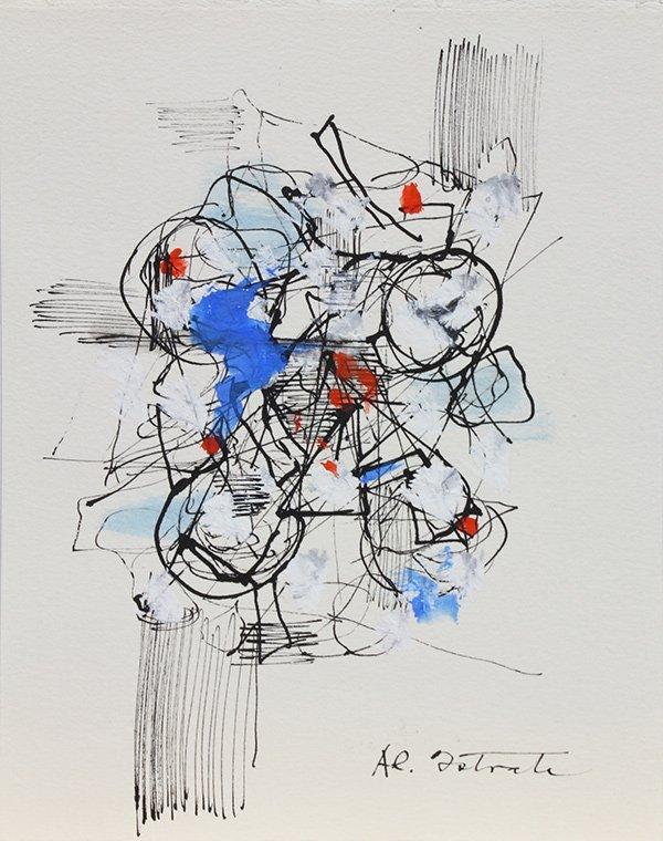 Alexandre Istrati, Mixed Medias - 5