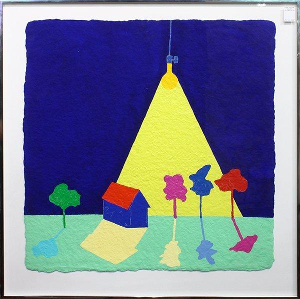 Garner Tullis, Painting - 2