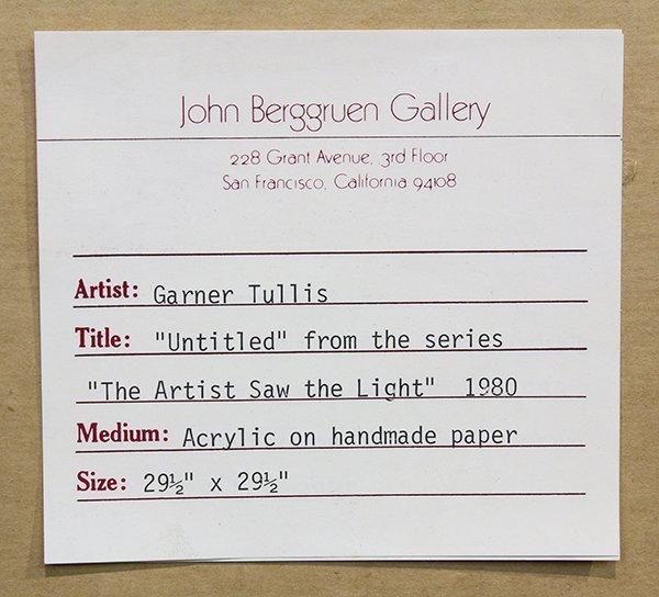 Garner Tullis, Painting - 4