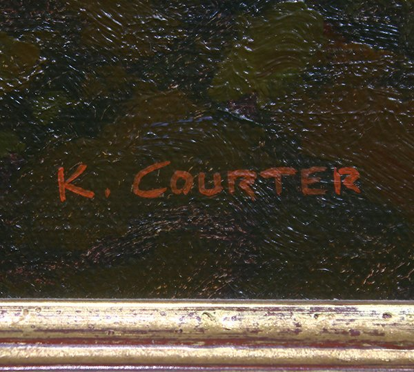 Kevin Courter painting - 3