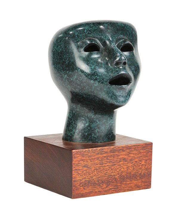Elizabeth Catlett, sculpture