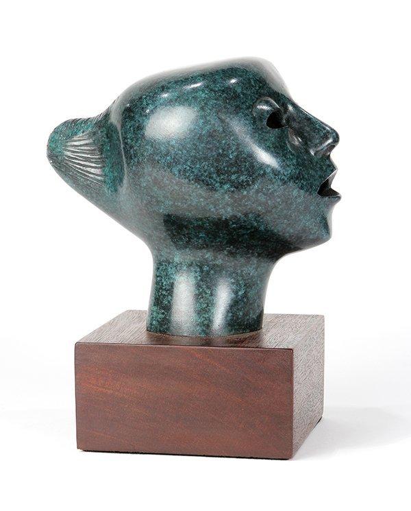 Elizabeth Catlett, sculpture - 3