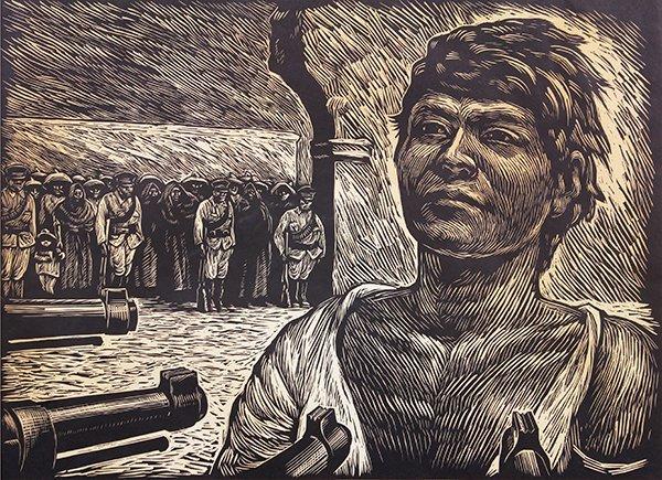 Print, Leopoldo Mendez