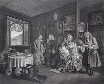 Prints William Hogarth MarriagealaMode