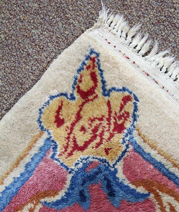 Persian Kerman carpet - 4