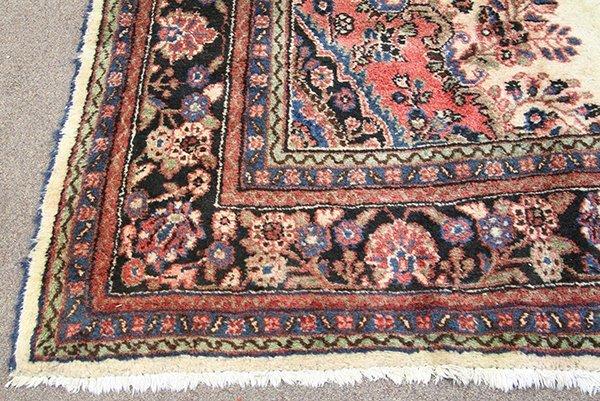 Persian Hamadan carpet, 9'2'' x 17' - 3