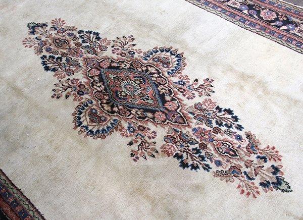 Persian Hamadan carpet, 9'2'' x 17' - 5
