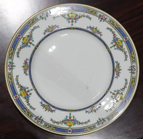 """(lot of 118) Minton china service in the """"Princess"""" - 2"""