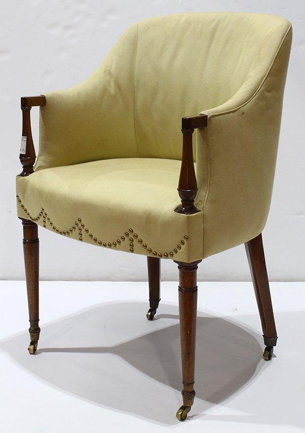 Art Deco style club chair
