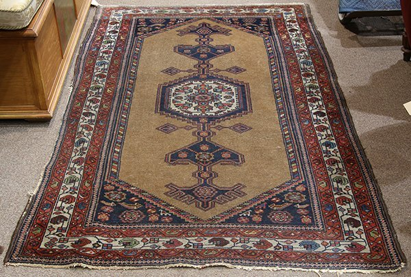 Persian Hamadan carpet