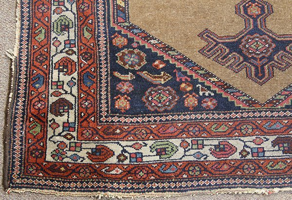 Persian Hamadan carpet - 2