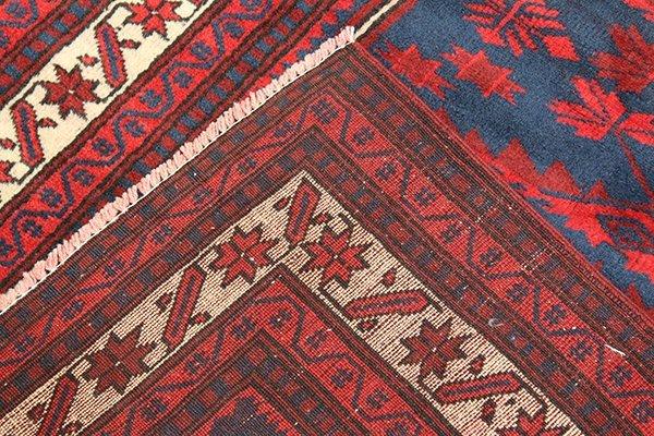"Persian Belouch carpet, 6'4"" x 3'9"" - 3"