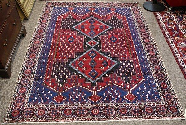 Persian Kazak carpet