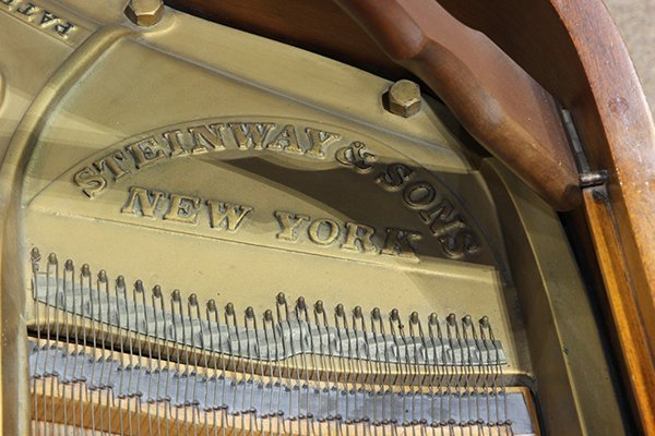 Steinway and Sons - 9