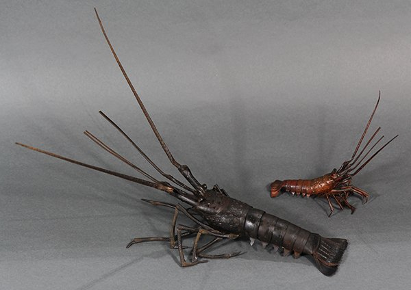 Japanese Two Articulated Lobsters