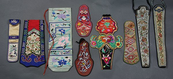 Chinese Embroidered Accessories
