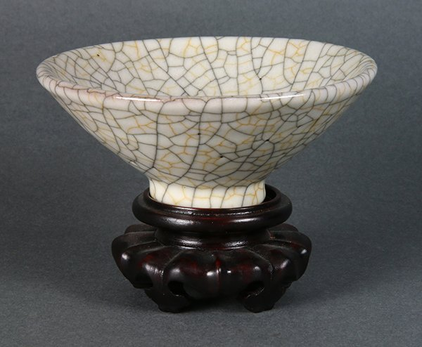 Chinese Ge-type Conical Bowl - 2