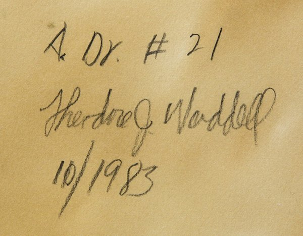Theodore (Ted) Waddell, Painting - 4