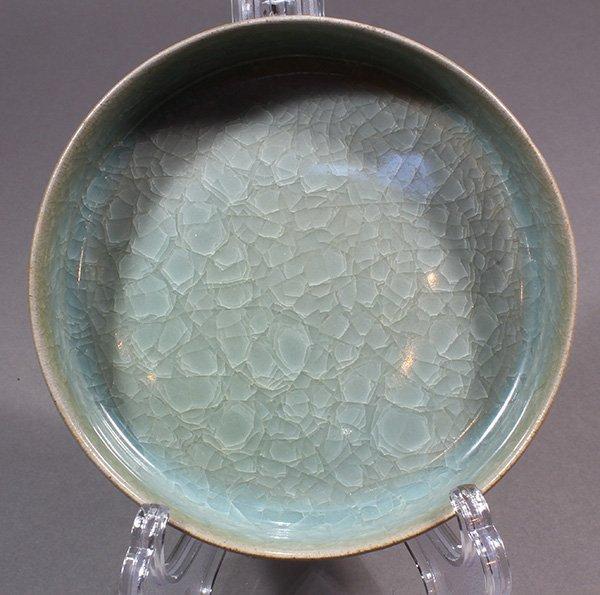 Chinese Ice Crackle Glaze Brush Washer - 6