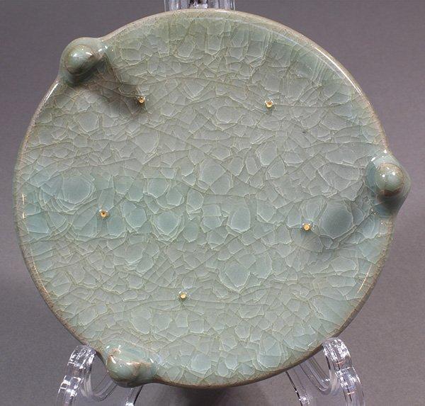 Chinese Ice Crackle Glaze Brush Washer - 7