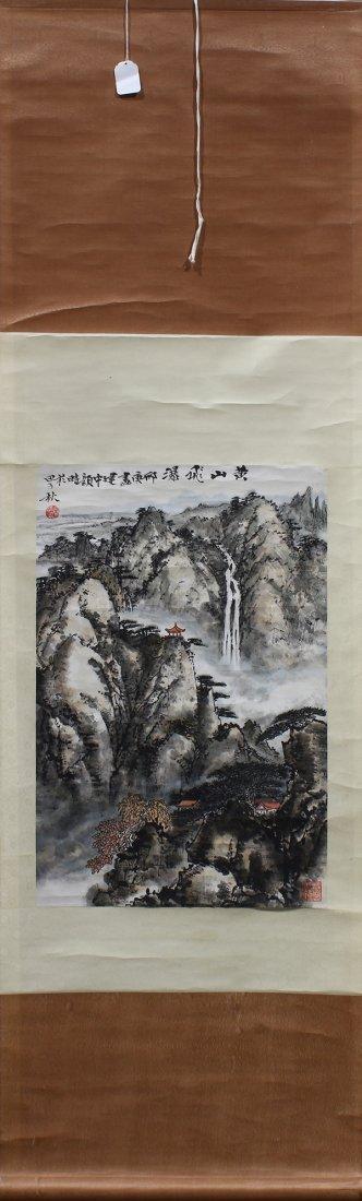 Chinese Landscape Scrolls - 5