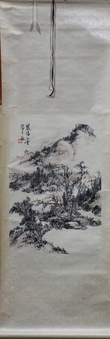 Chinese Landscape Scrolls - 8
