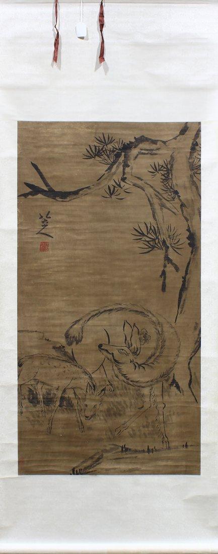 Chinese Scrolls, Animals - 5