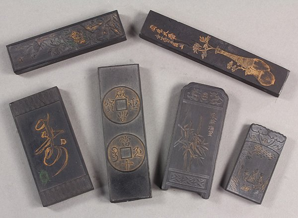Three Boxes of Chinese Ink Sticks - 3