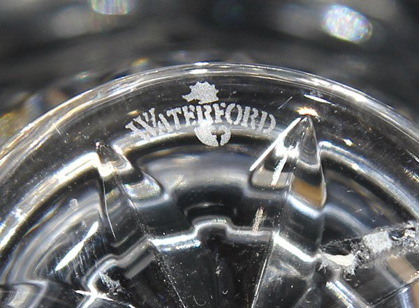 (lot of 13) Waterford crystal group, consisting of (3) - 3