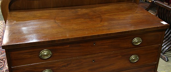 American Federal chest of drawers - 2