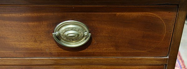 American Federal chest of drawers - 3
