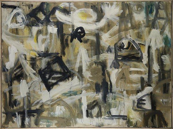 J. M. Schwartz, Painting