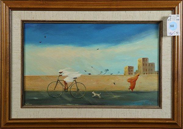 Painting, Richard Fuller Maitland