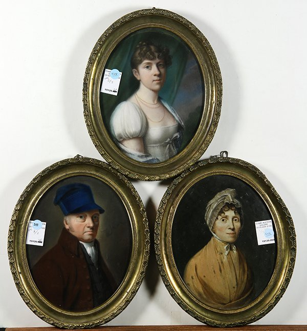 Paintings, Attributed to Christian Ahrbeck