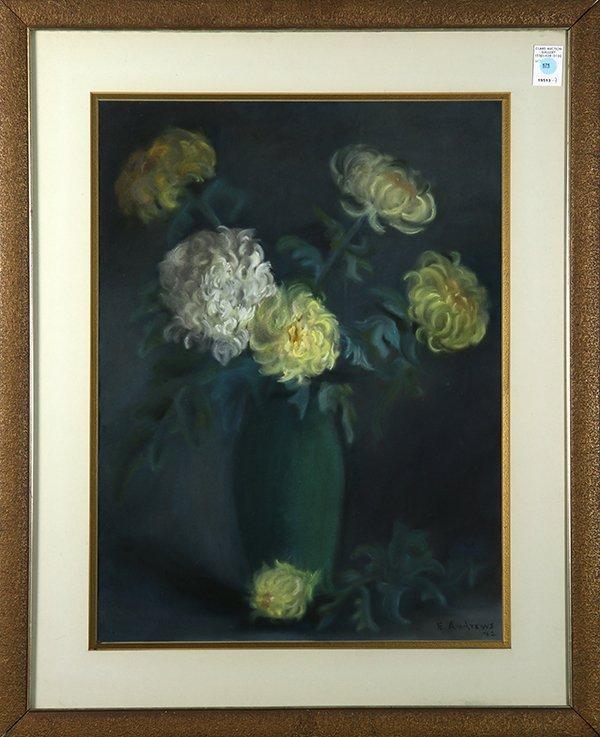 Pastel, Edith Alice Andrews