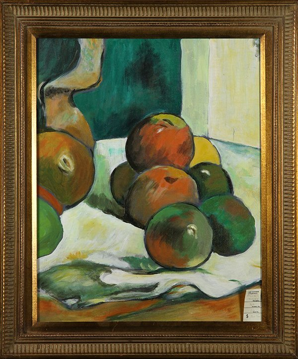 Manner of Paul Gauguin, painting