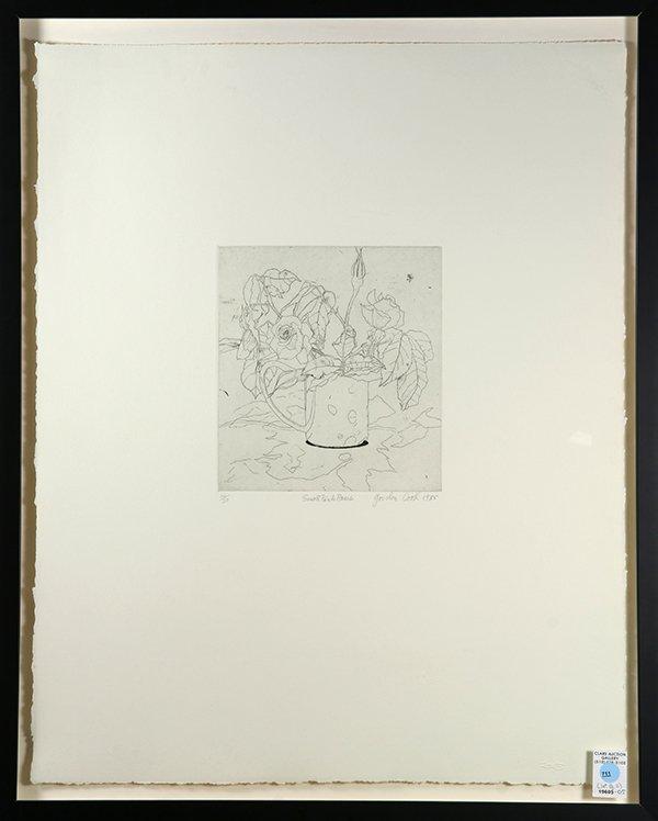 Gordon Cook, prints
